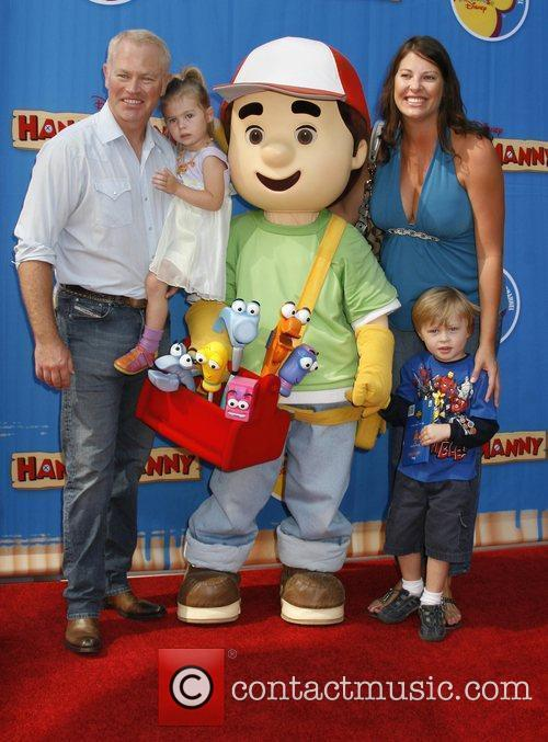 Los Angeles premiere of Disney Channel's 'Handy Manny...