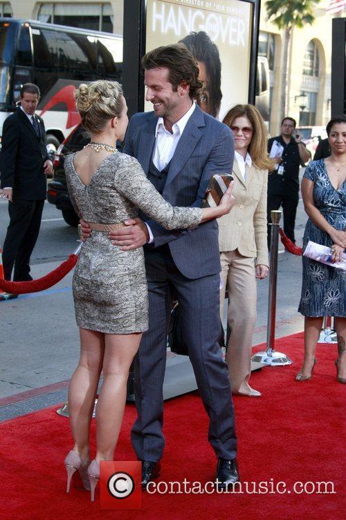 Kristen Bell and Bradley Cooper 6