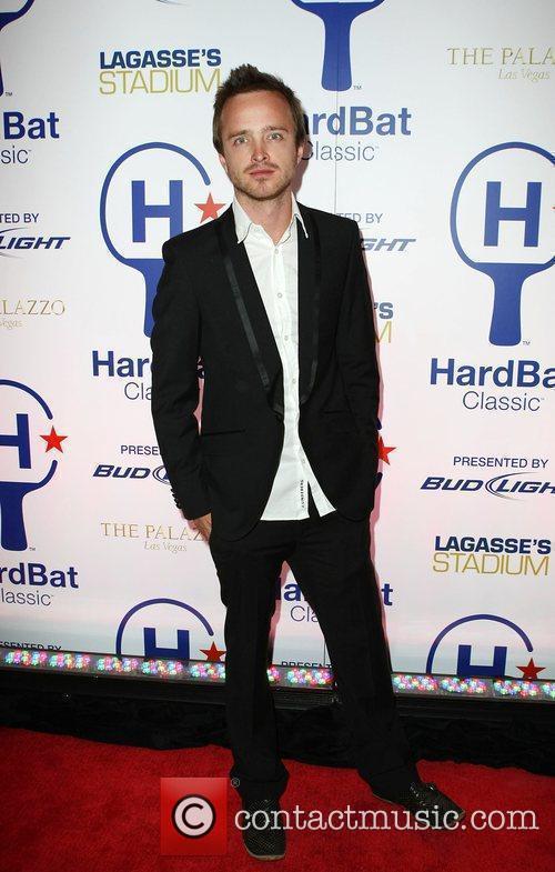 Aaron Paul,  HardBat Classic VIP After Party...