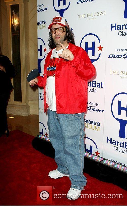 Judah Friedlander,  HardBat Classic VIP After Party...