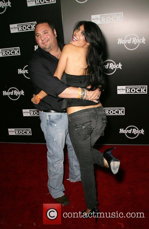 Tera Patrick and Guest Grand Opening of the...