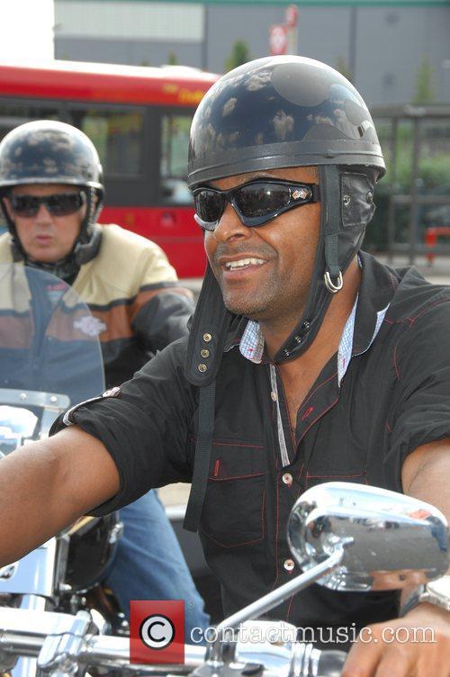 Harley Davidson Celebrity Bike Ride 4