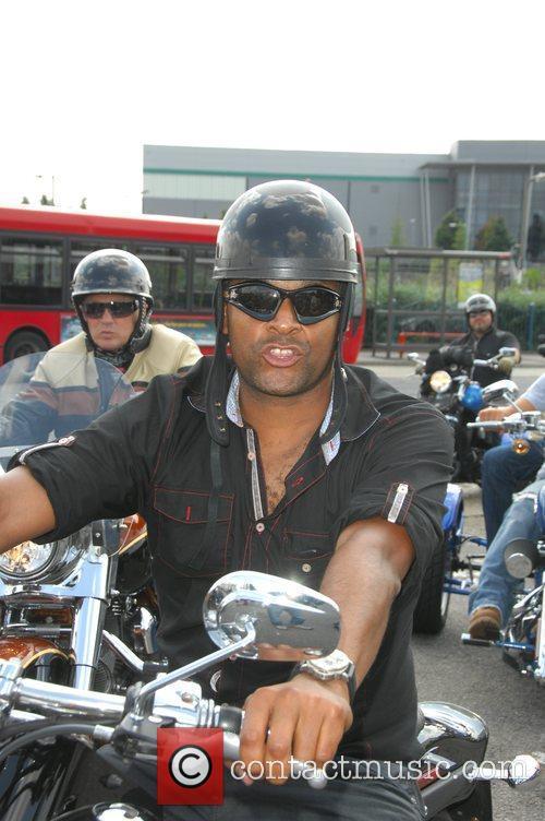 Harley Davidson Celebrity Bike Ride 5