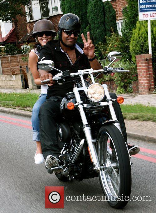 Mark Bright Harley Davidson celebrity bike ride held...