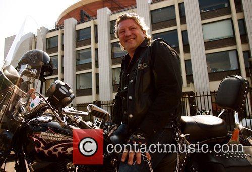 Mark Fuller Harley Davidson celebrity bike ride held...