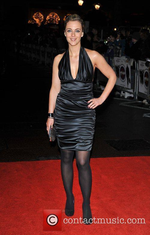 Ali Bastian  The UK premiere of 'Harry...
