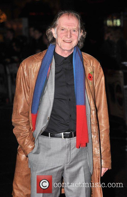 David Bradley  The UK premiere of 'Harry...