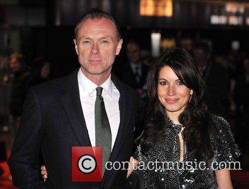 The UK premiere of 'Harry Brown' held at...