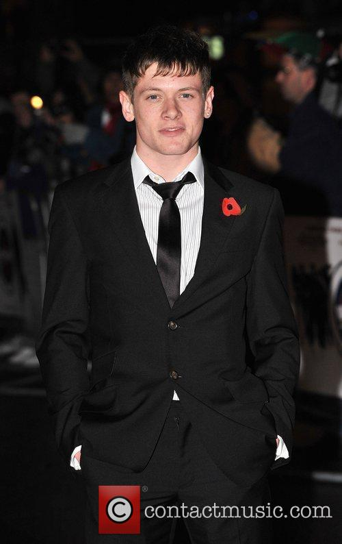 Jack O'Connell  The UK premiere of 'Harry...