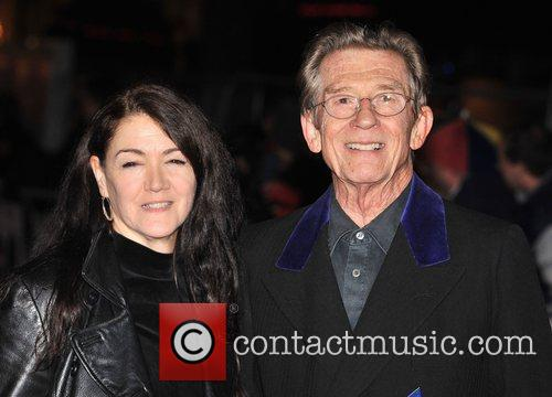 John Hurt  The UK premiere of 'Harry...