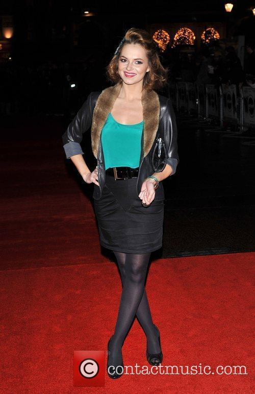 Kara Tointon  The UK premiere of 'Harry...