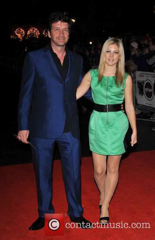 Nick Knowles and guest  The UK premiere...