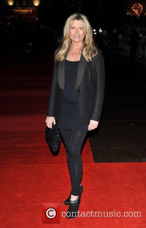Tina Hobley  The UK premiere of 'Harry...