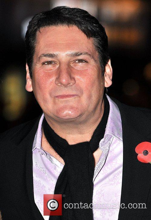 Tony Hadley  The UK premiere of 'Harry...