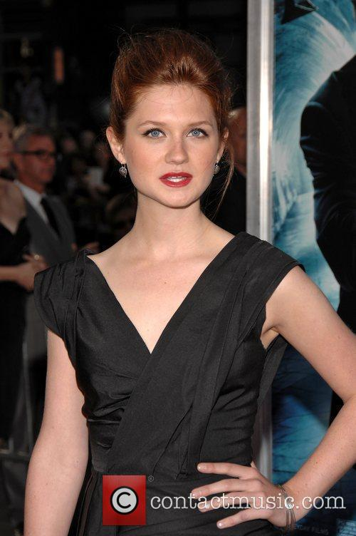 Bonnie Wright, Harry Potter and Ziegfeld Theatre 2