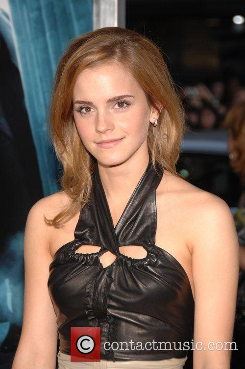 Emma Watson, Harry Potter and Ziegfeld Theatre 2