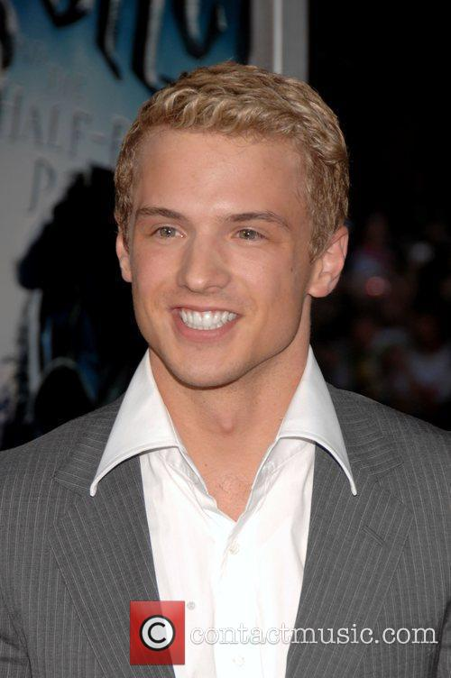 Freddie Stroma, Harry Potter and Ziegfeld Theatre 3