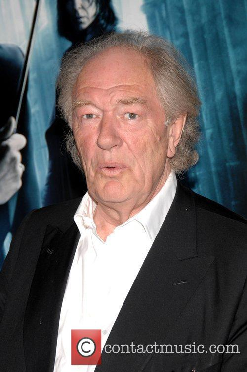 Michael Gambon, Harry Potter and Ziegfeld Theatre