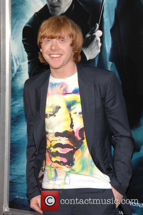 Rupert Grint, Harry Potter and Ziegfeld Theatre 3