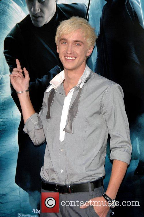 tom felton and daniel radcliffe gay. hairstyles Daniel Radcliffe