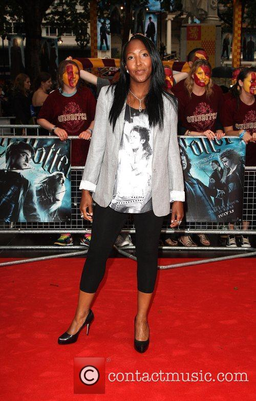 Angellica Bell, Harry Potter and Empire Leicester Square 8