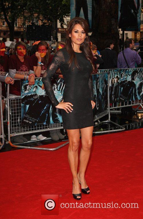 Danielle Bux World Premiere of Harry Potter And...