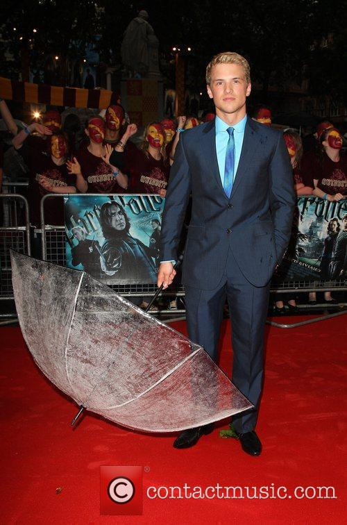 Freddie Stroma, Harry Potter and Empire Leicester Square