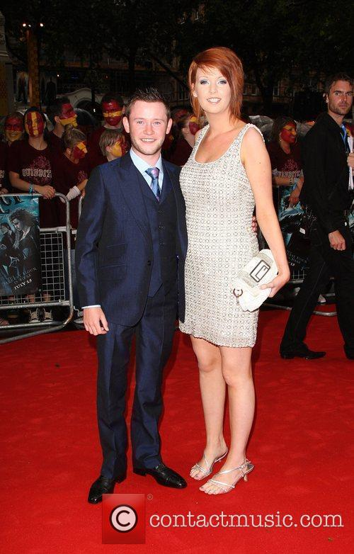 Devon Murray, Harry Potter and Empire Leicester Square
