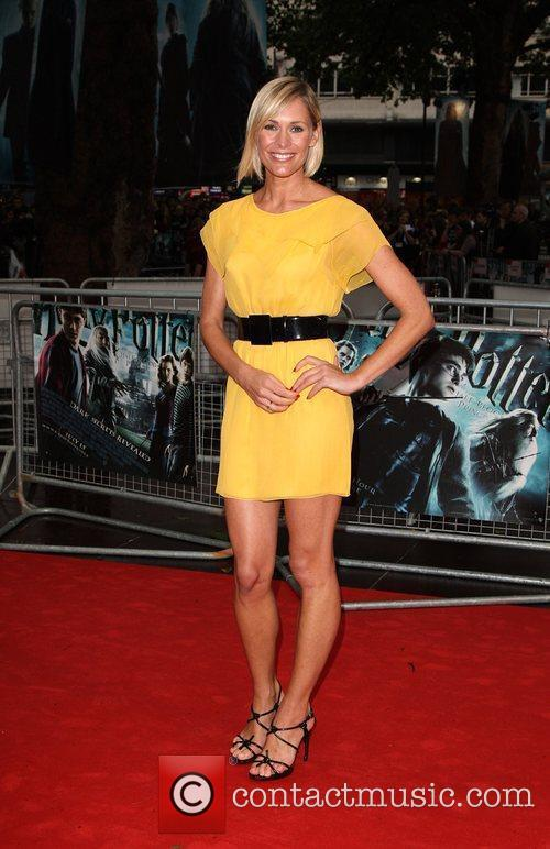 Jenni Falconer World Premiere of Harry Potter And...