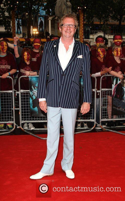 Mark Williams, Harry Potter and Empire Leicester Square 11