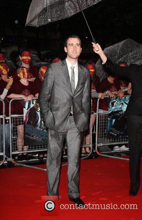 Matthew Lewis, Harry Potter and Empire Leicester Square 5