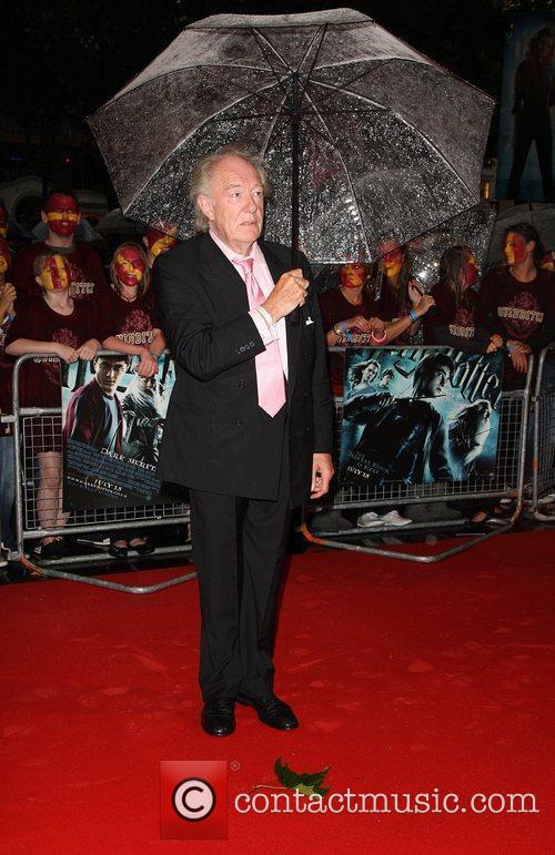 Michael Gambon, Harry Potter and Empire Leicester Square 3