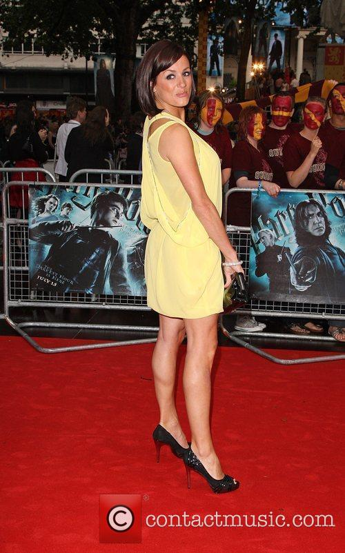Natalie Pinkham World Premiere of Harry Potter And...