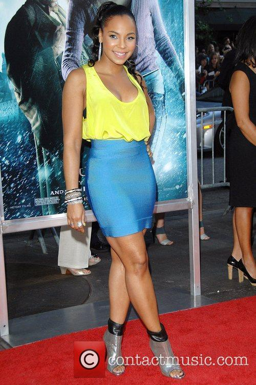 Ashanti, Harry Potter and Ziegfeld Theatre 3