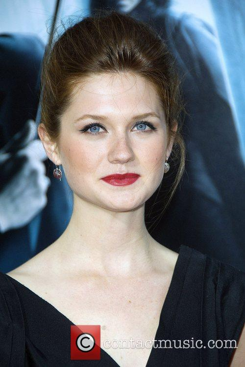 Bonnie Wright, Harry Potter and Ziegfeld Theatre 1