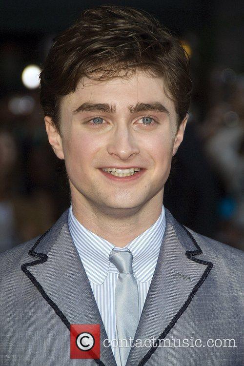 Daniel Radcliffe, Harry Potter and Ziegfeld Theatre 4