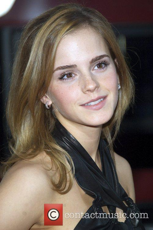 Emma Watson, Harry Potter and Ziegfeld Theatre 1