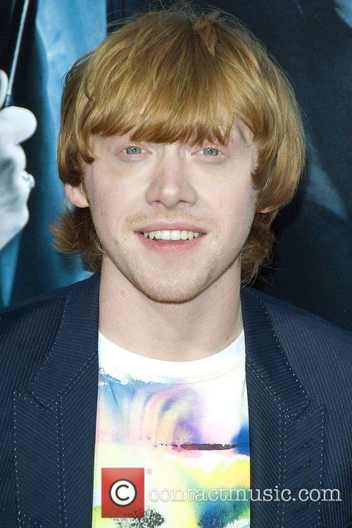 Rupert Grint, Harry Potter and Ziegfeld Theatre 4