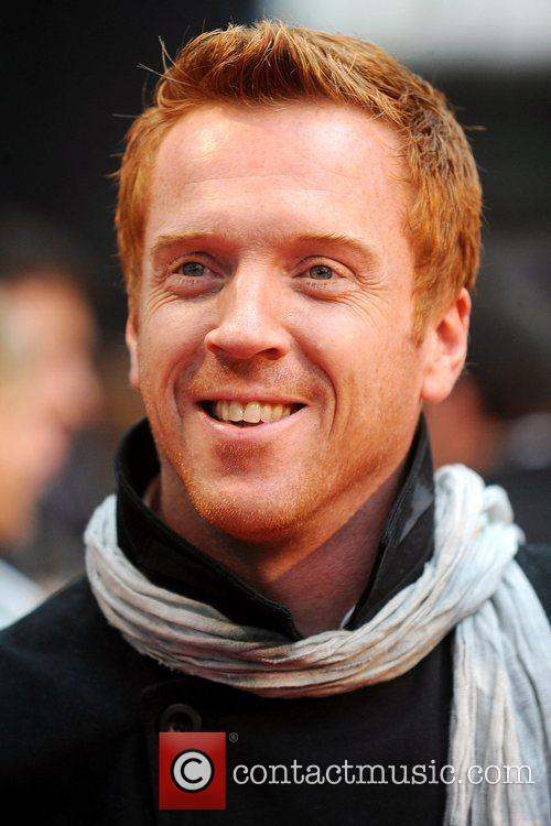 Damian Lewis World Premiere of Harry Potter And...