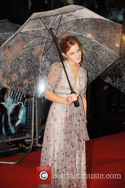 Emma Watson, Harry Potter and Empire Leicester Square 4