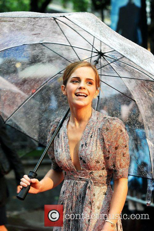 Emma Watson, Harry Potter and Empire Leicester Square 5