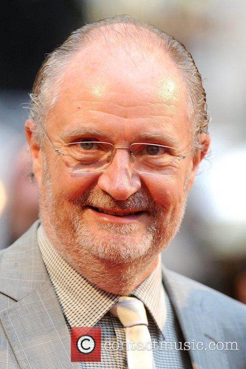 Jim Broadbent, Harry Potter and Empire Leicester Square 2