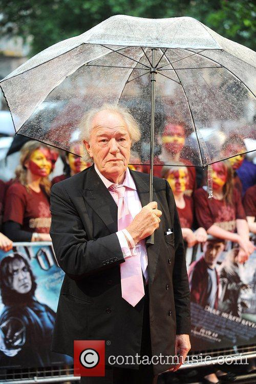 Michael Gambon, Harry Potter and Empire Leicester Square 4