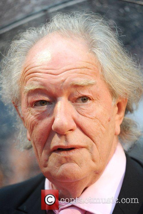 Michael Gambon, Harry Potter and Empire Leicester Square 1