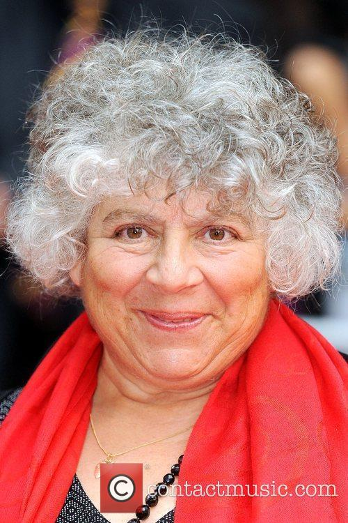 Miriam Margolyes, Harry Potter and Empire Leicester Square 1