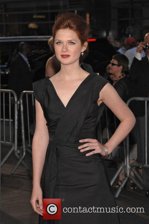 Bonnie Wright, Harry Potter and Ziegfeld Theatre 6
