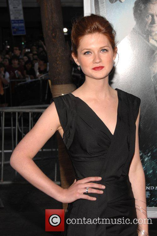 Bonnie Wright, Harry Potter and Ziegfeld Theatre 7