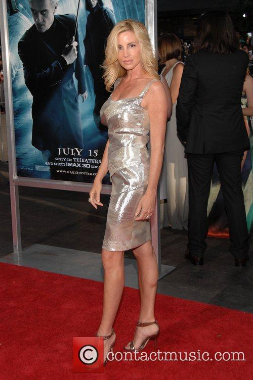 Camille Grammer, Harry Potter and Ziegfeld Theatre 6