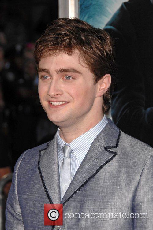 Daniel Radcliffe, Harry Potter and Ziegfeld Theatre 1