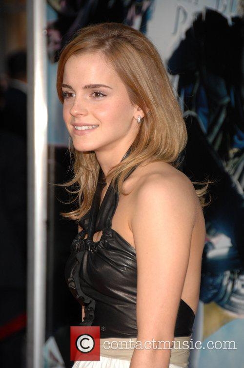 Emma Watson, Harry Potter and Ziegfeld Theatre 6